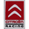 2049 Patch emblema bordado 8x6 CITROEN RACING