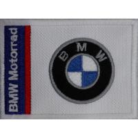 2045 Patch emblema bordado 8x6 BMW MOTORRAD