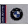 2045 Patch écusson brodé 8x6 BMW MOTORRAD
