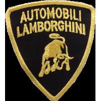 2062 Embroidered patch 9X8 AUTOMOBILI LAMBORGHINI