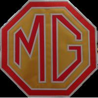 2070 Parche emblema bordado 28X28 MG