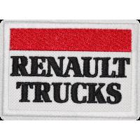 2080 Patch emblema bordado 7x5 RENAULT TRUCKS