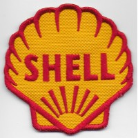 2105 Embroidered patch 7x7  SHELL