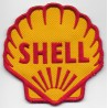 0249 Embroidered patch 7x7  SHELL