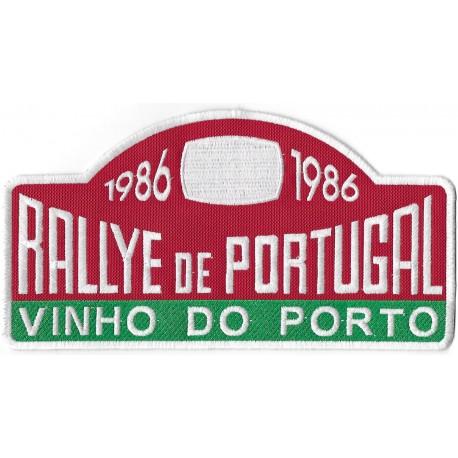 2116  Patch emblema bordado 23x12 RALLYE MONTE-CARLO