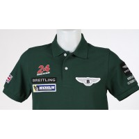1622 Polo BENTLEY SPEED 8 Nº 7 VENCEDOR 24 HEURES LE MANS 2003 Premium Quality