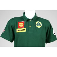 0988 Polo LOTUS RACING Nº5 JIM CLARK Premium Quality