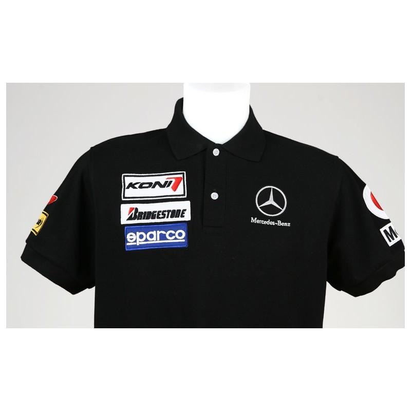 MERCEDES Qualité Polo Navy Polo femme Williams Martini F1 Formula One 1 NOUVEAU