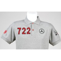 0990 Polo 1000 MIGLIA 1955 MERCEDES 722 Stirling Moss Premium Quality