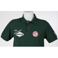 1623 Polo shirt MG MORRIS GARAGES 1924 Premium Quality