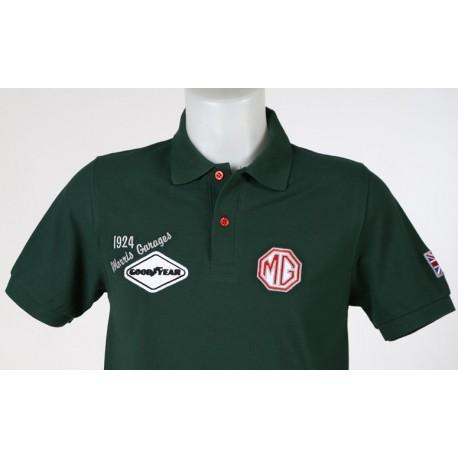 1623 Polo shirt MG MORRIS GARAGES 1924 Premium Quality