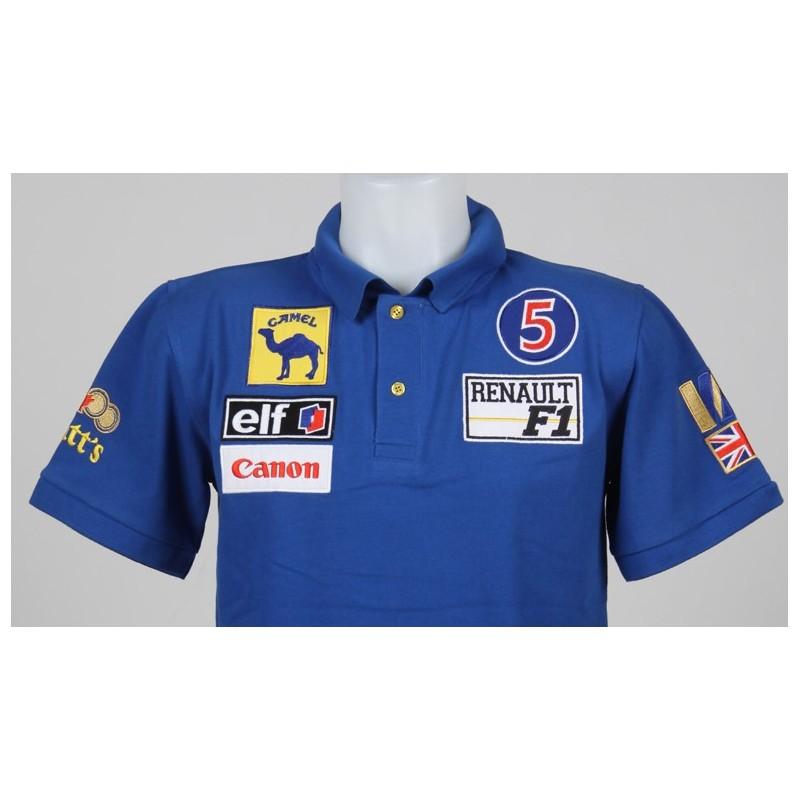 formula one shirt Renault racing shirt,nigel Mensell shirt,formula 1 shirt 90s racing shirt Williams racing shirt 1992 2xl 90s f1 shirt