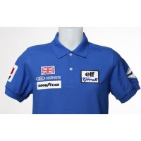 1531 polo TEAM TYRRELL ELF FORD COSWORTH premium quality