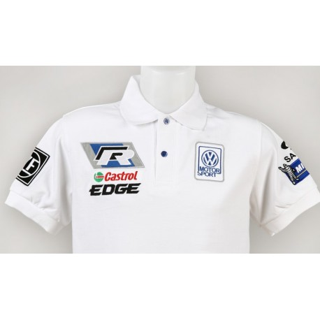 1024 polo VOLKSWAGEN MOTORSPORT WRC TEAM RED BULL Premium Quality