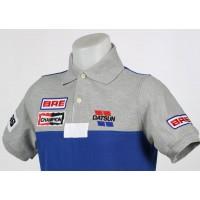 1881 polo DATSUN BRE 46 SCCA Trans Am CHAMPION JOHN MORTON Brock Racing Enterprises  Premium Quality