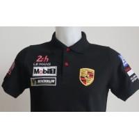 2122 Polo PORSCHE 919 HYBRID INTELIGENT PERFORMANCE  24 HEURES LE MANS 3X CHAMPION Premium Quality