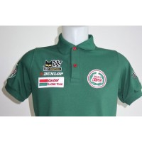 2127 polo MINI COOPER CASTROL RACING TEAM Premium Quality