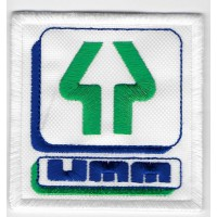 0098 Embroidered patch 7x7 UMM
