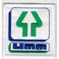 0098 Patch emblema bordado 7x7 UMM