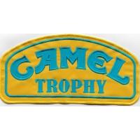 Patch écusson brodé 20x10 Camel Trophy