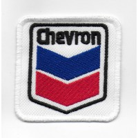 Patch écusson brodé 6X6 CHEVRON