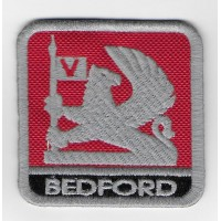2222 Embroidered patch 6X6 BEDFORD VEHICLES