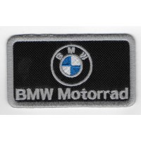 2229 Embroidered patch 8X5 BMW MOTORRAD
