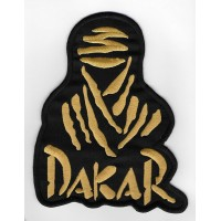 0047 Embroidered patch 16x12 Touareg Paris DAKAR