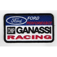 2257 Embroidered patch 9x5 CHIP GANASSI RACING TEAM FORD PERFORMANCE