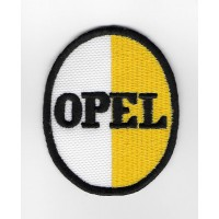 2290 Embroidered patch 7x5 OPEL