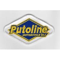 2078 Patch emblema bordado 9x5 PUTOLINE