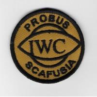 2300 Patch emblema bordado 5X5 IWC SCAFUSIA PROBUS