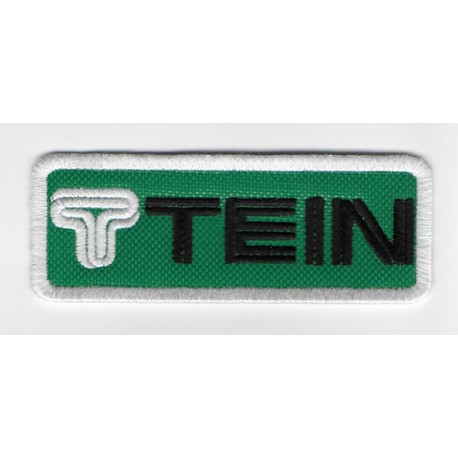 1229 Embroidered patch 10x3 FACOM