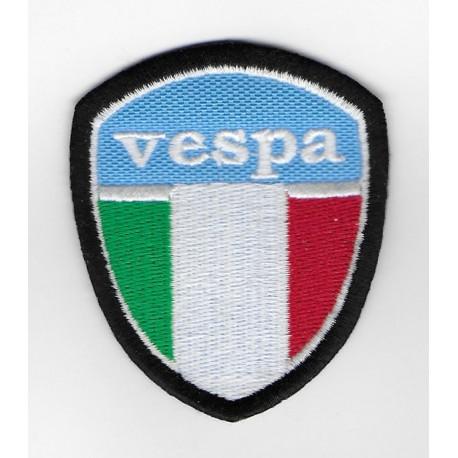 0191 Embroidered patch 7x6 VESPA PIAGGIO