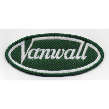 0088 Embroidered patch 10x4 RALLIART
