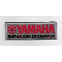 2309 Embroidered patch 11x4 YAMAHA SEMAKIN DI DEPAN