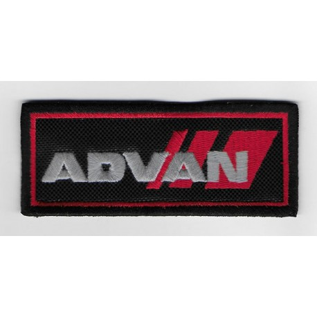 0056 Embroidered patch 10x4 BF GOODRICH tires