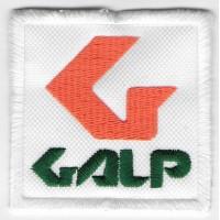 0694 Patch écusson brodé 6X6 GALP