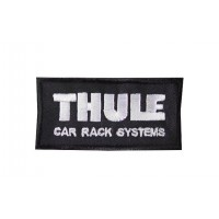0410 Patch emblema bordado 8X4 THULE CAR RACK SYSTEMS
