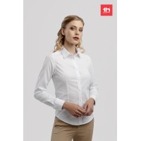 2354 Chemise oxford femme THC TOKYO WOMAN