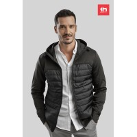 2357 Men's jacket THC SKOPJE full zip hooded