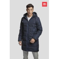 2360 UNISEX PADDED LONG PARKA THC BRUSSELS
