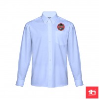 2364 Men's Oxford Shirt THC TOKYO PERSONALIZED WITH ONE PATCH