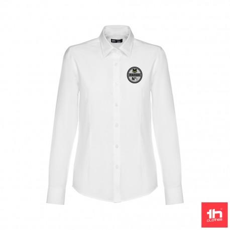 2154 Woman shirt oxford THC TOKYO WOMAN