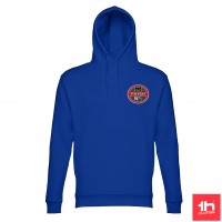 2372 Unisex hooded Sweat THC PHOENIX PERSONALIZED WITH ONE PATCH