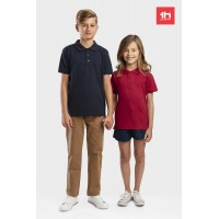 2378 KID Unisex POLO THC ADAM KIDS