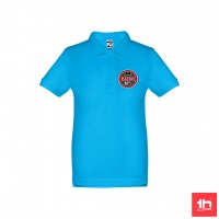 2379 KID Unisex POLO THC ADAM KIDS PERSONALIZED WITH ONE PATCH
