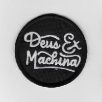 2383 Patch écusson brodé 6X6 DEUS EX MACHINA