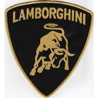 2398 Embroidered patch 22x20 LAMBORGHINI