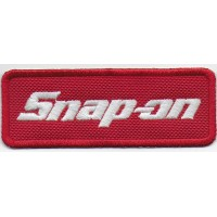 2415 Embroidered patch 9X3 SNAP-ON - SNAP ON